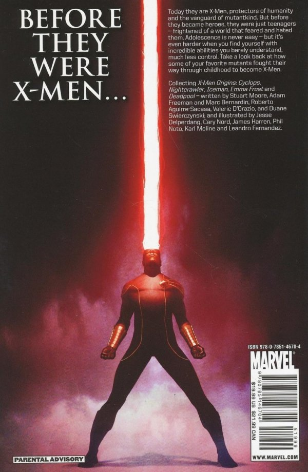 X-MEN ORIGINS II SC