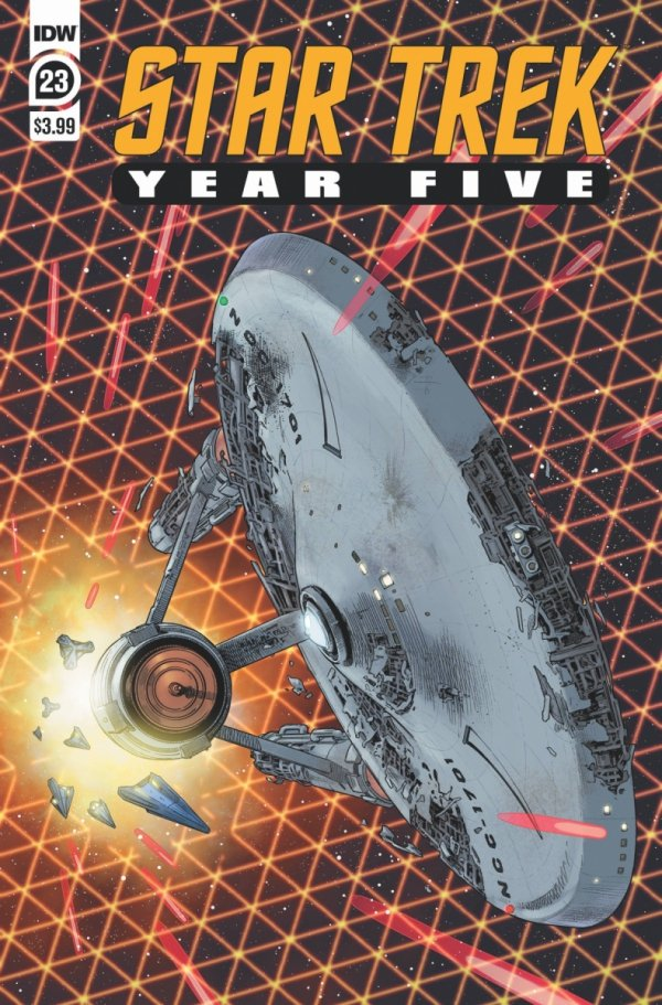 STAR TREK YEAR FIVE #23