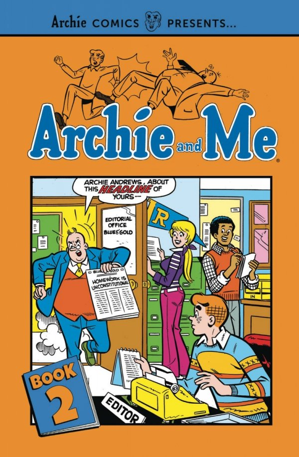 ARCHIE AND ME VOL 02 SC **