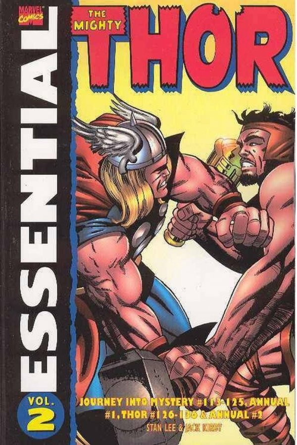 ESSENTIAL THE MIGHTY THOR VOL 02 SC *