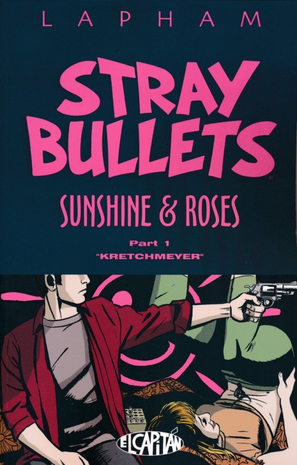 STRAY BULLETS SUNSHINE AND ROSES VOL 01 SC