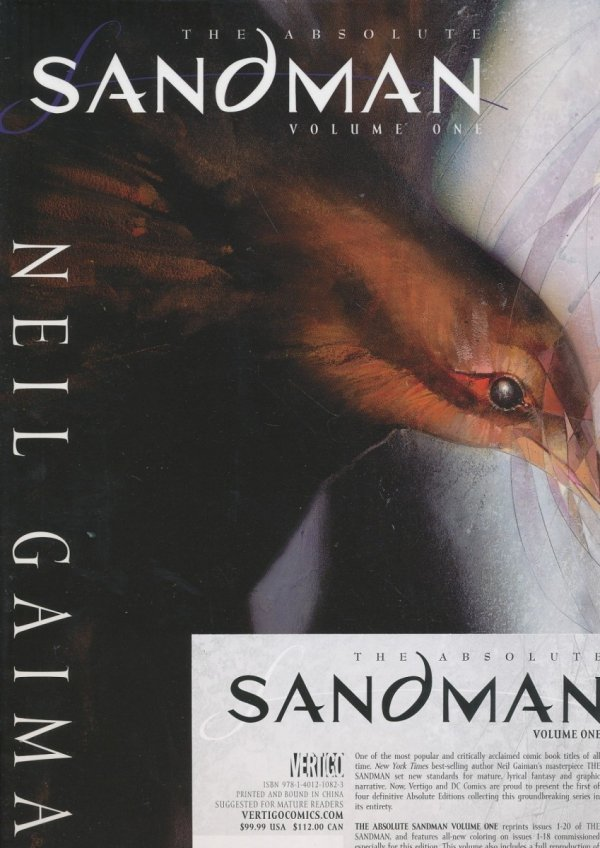 ABSOLUTE SANDMAN VOL 01 HC (BOX) (NEW EDITION)