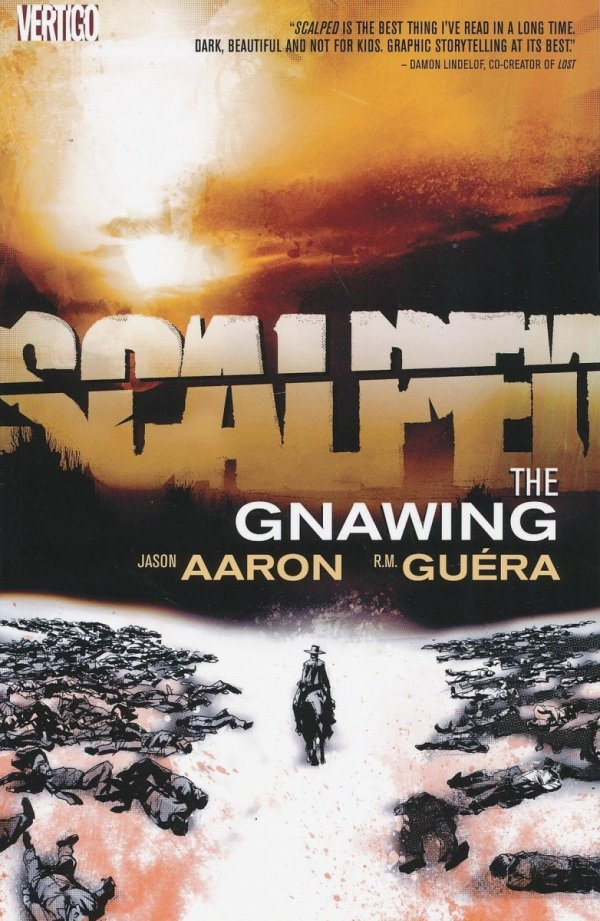 SCALPED VOL 06 THE GNAWING SC