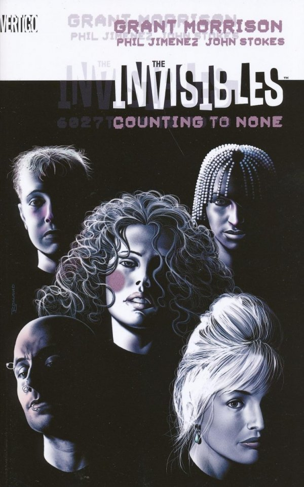 INVISIBLES VOL 05 COUNTING TO NONE SC