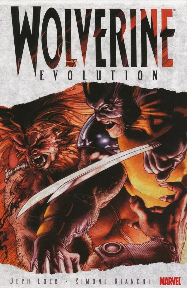 WOLVERINE TP EVOLUTION