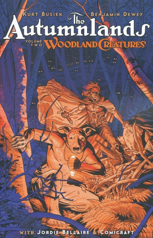AUTUMNLANDS VOL 02 WOODLAND CREATURES SC
