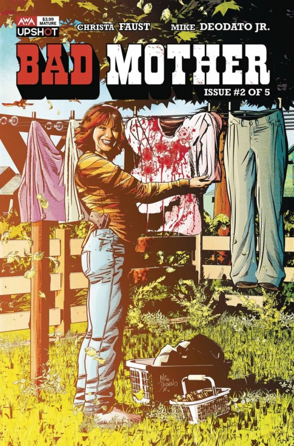 BAD MOTHER #2 *