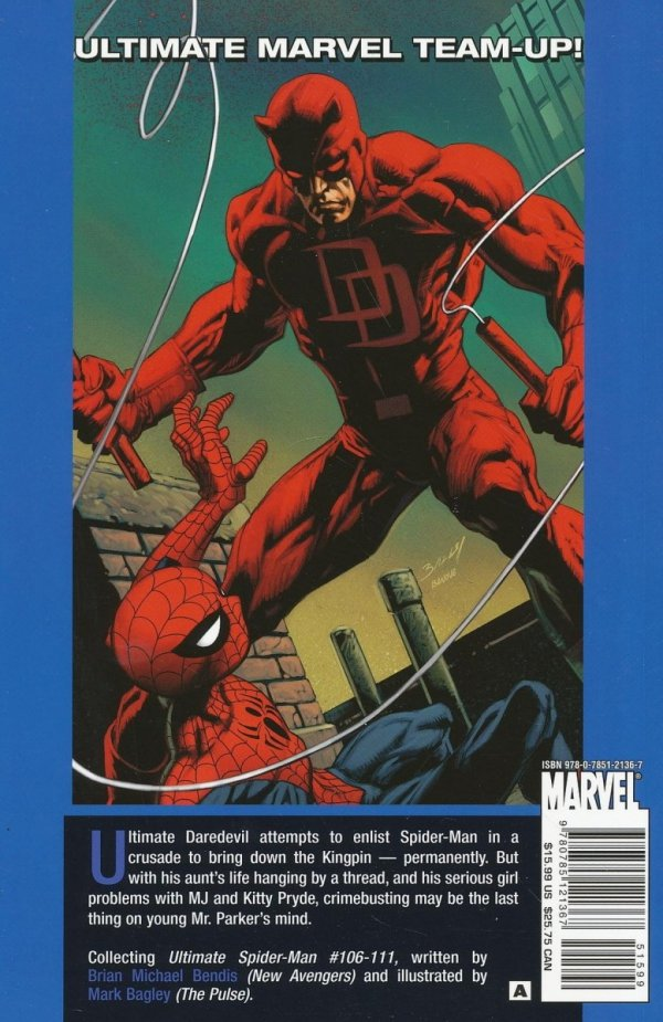 ULTIMATE SPIDER-MAN VOL 18 SC