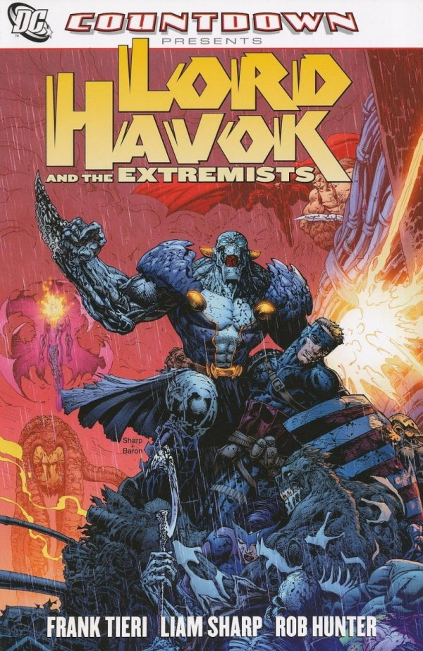 COUNTDOWN PRESENTS LORD HAVOK AND THE EXTREMISTS SC