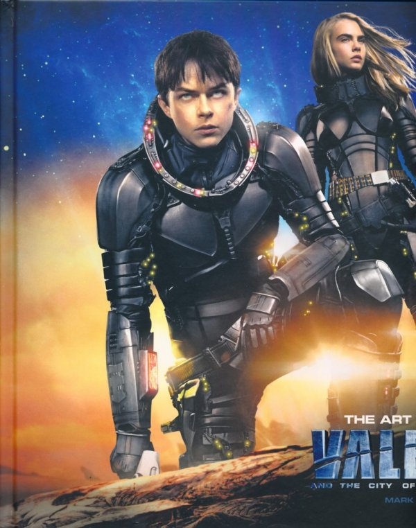 ART OF THE FILM VALERIAN AND THE CITY OF A THOUSAND PLANETS HC