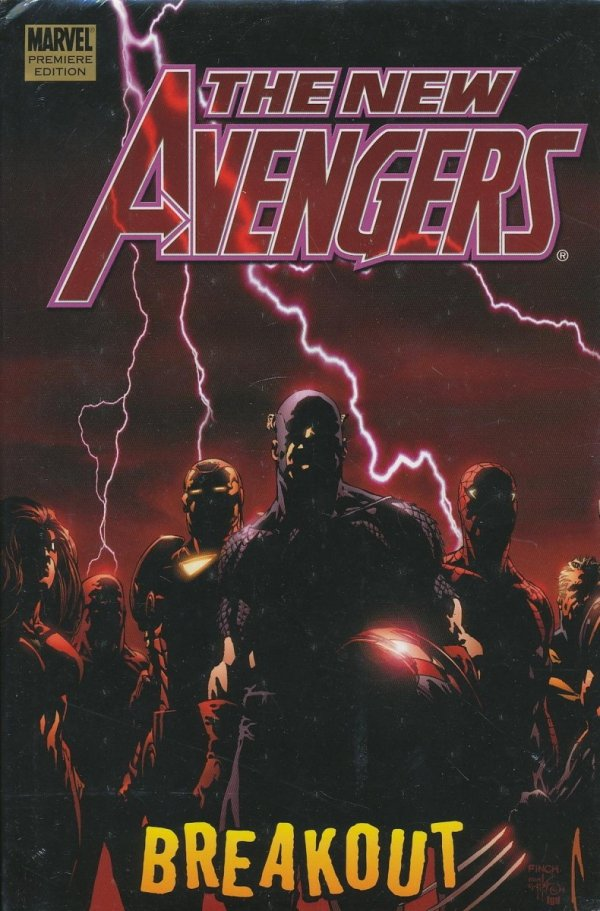 NEW AVENGERS VOL 01 BREAKOUT HC