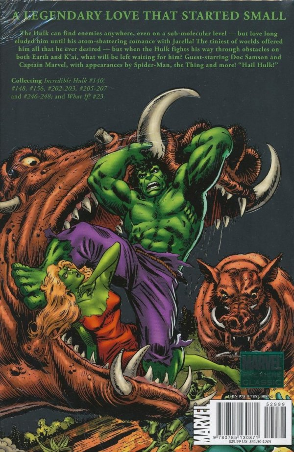HULK PREM HC HEART OF THE ATOM