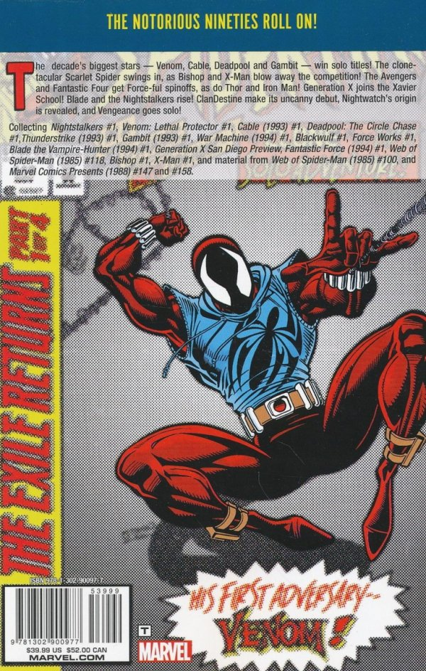 MARVEL FIRSTS 1990S TP VOL 02