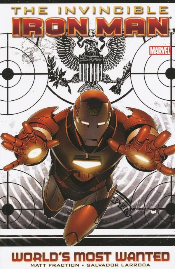 INVINCIBLE IRON MAN VOL 02 WORLDS MOST WANTED PART 1 SC *