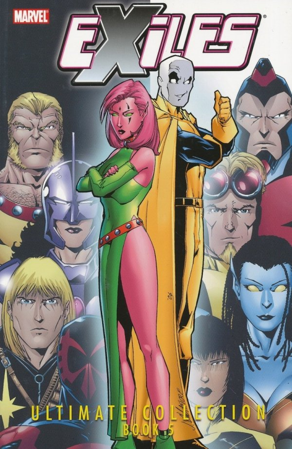 EXILES ULTIMATE COLLECTION VOL 05 SC