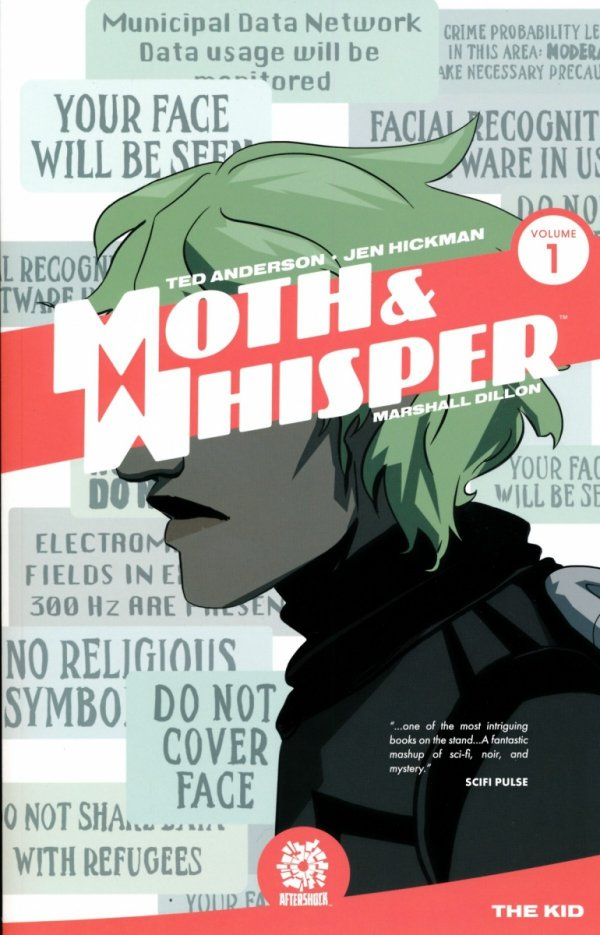 MOTH AND WHISPER VOL 01 THE KID SC (SALEństwo)