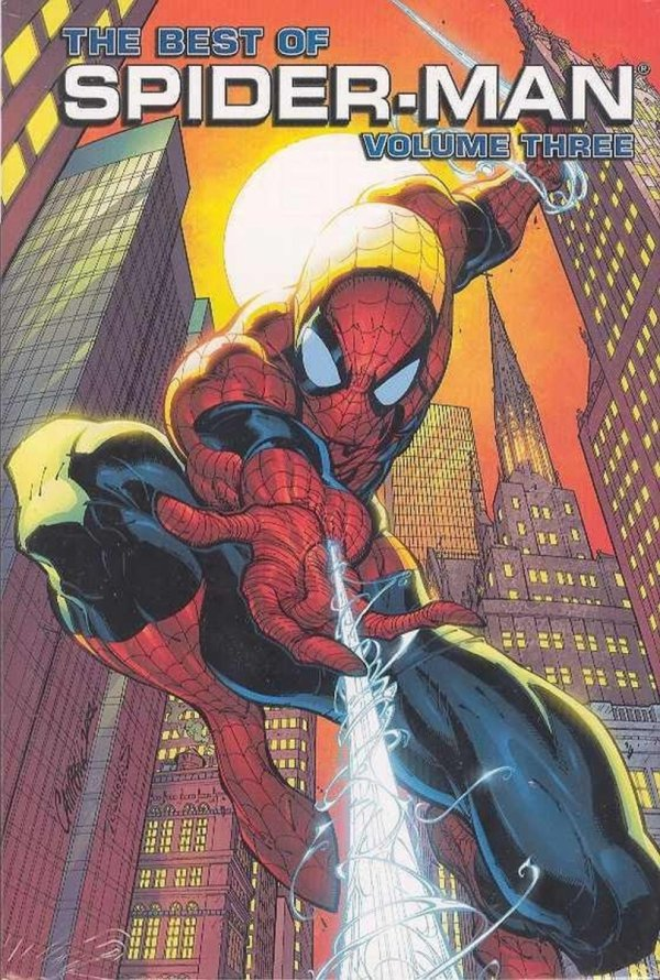 BEST OF SPIDER-MAN VOL 03 HC *