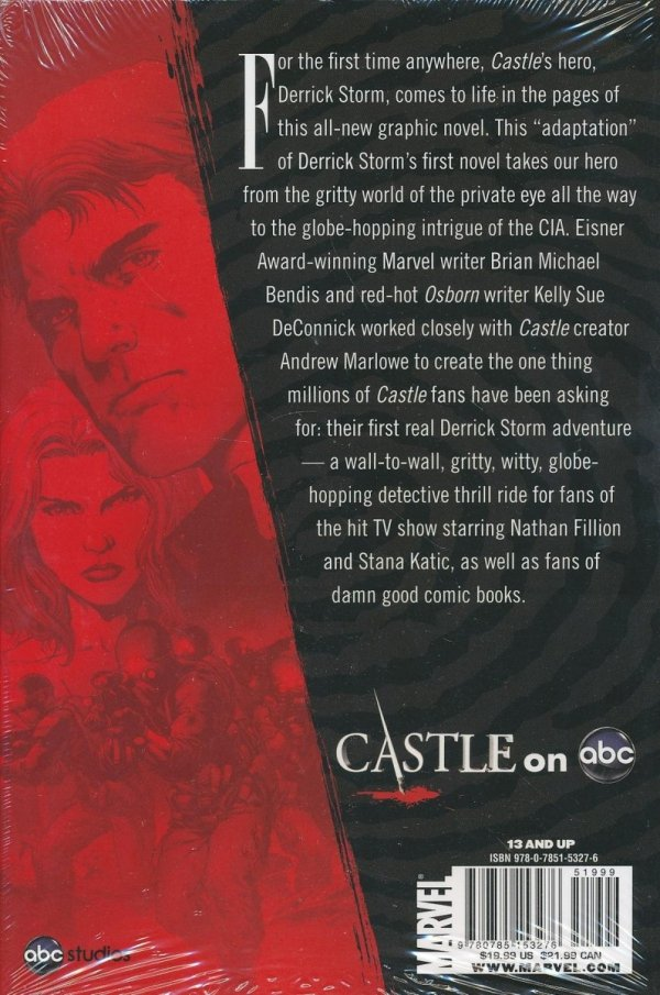 CASTLE RICHARD CASTLES DEADLY STORM HC