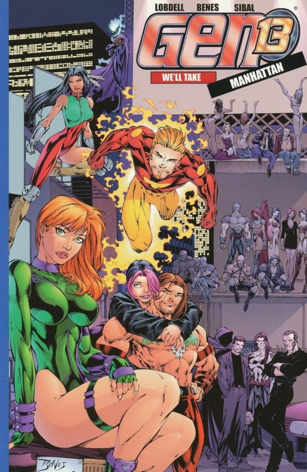 GEN13 WELL TAKE MANHATTAN SC