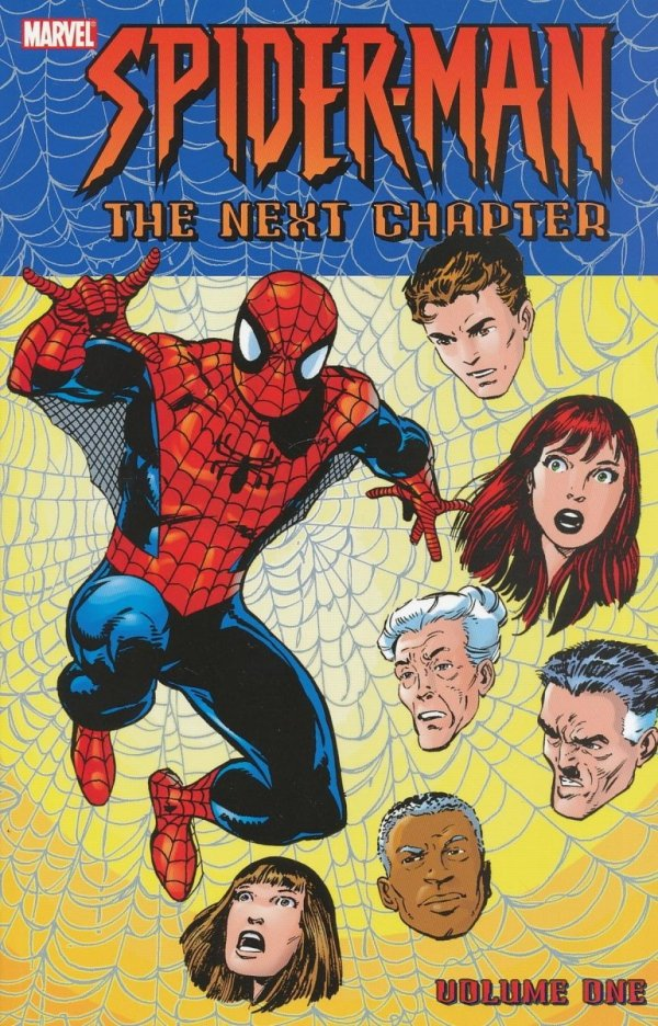 SPIDER-MAN THE NEXT CHAPTER VOL 01 SC