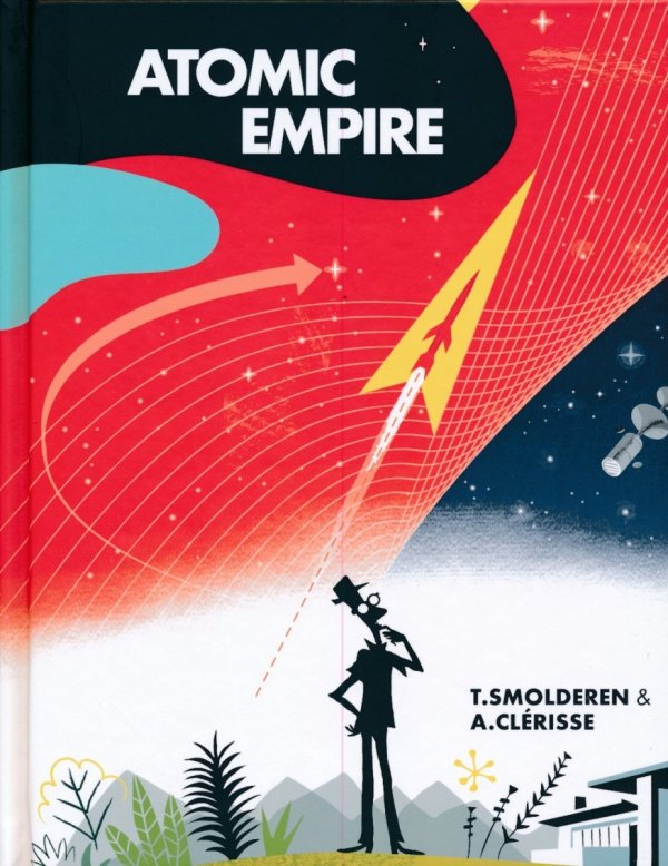 ATOMIC EMPIRE HC