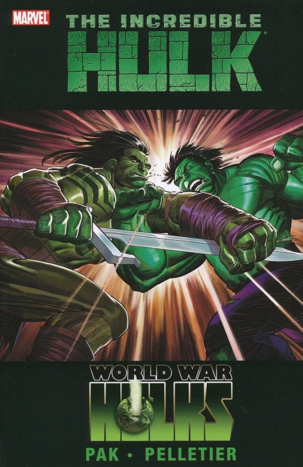 HULK VOL 03 WORLD WAR HULKS SC