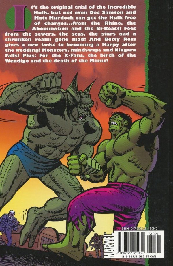 ESSENTIAL THE INCREDIBLE HULK VOL 04 SC (OLD EDITION) *