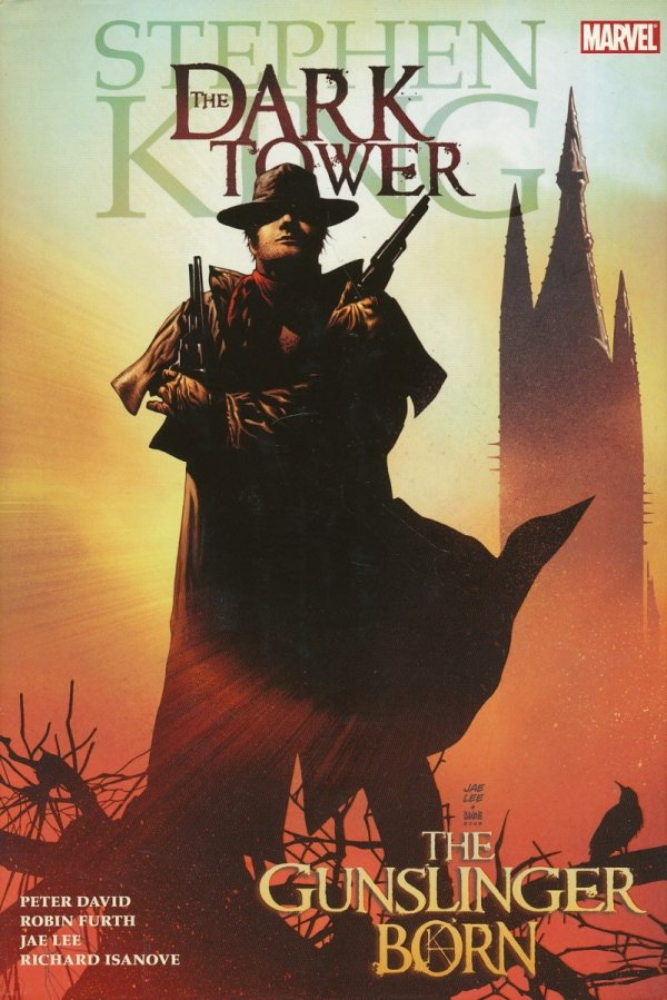 STEPHEN KINGS THE DARK TOWER THE GUNSLINGER BORN HC (SALEństwo)