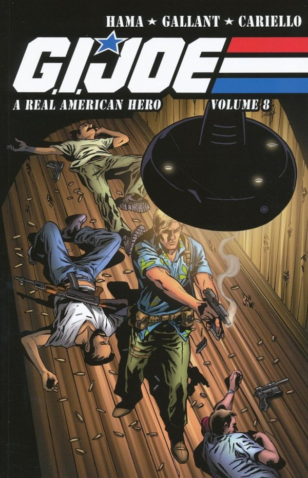 GI JOE A REAL AMERICAN HERO TP VOL 08