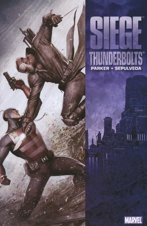 SIEGE TP THUNDERBOLTS