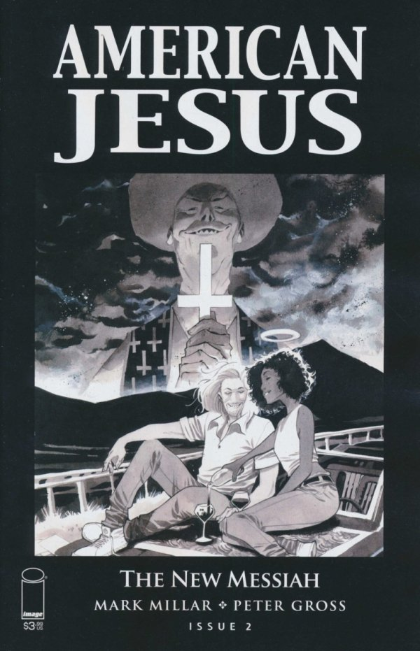 AMERICAN JESUS NEW MESSIAH #2 CVR C