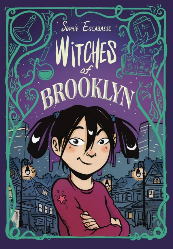 WITCHES OF BROOKLYN HC GN *