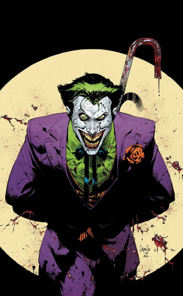 JOKER 80TH ANNIV 100 PAGE SUPER SPECT #1 *
