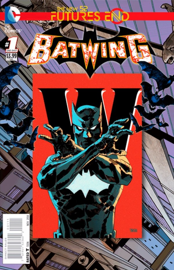 BATWING FUTURES END #1