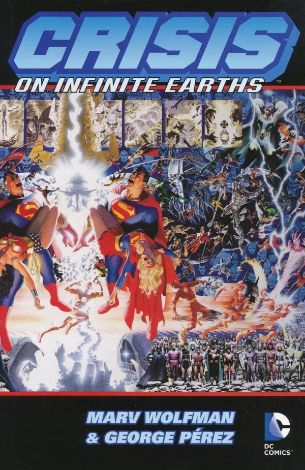 CRISIS ON INFINITE EARTHS SC