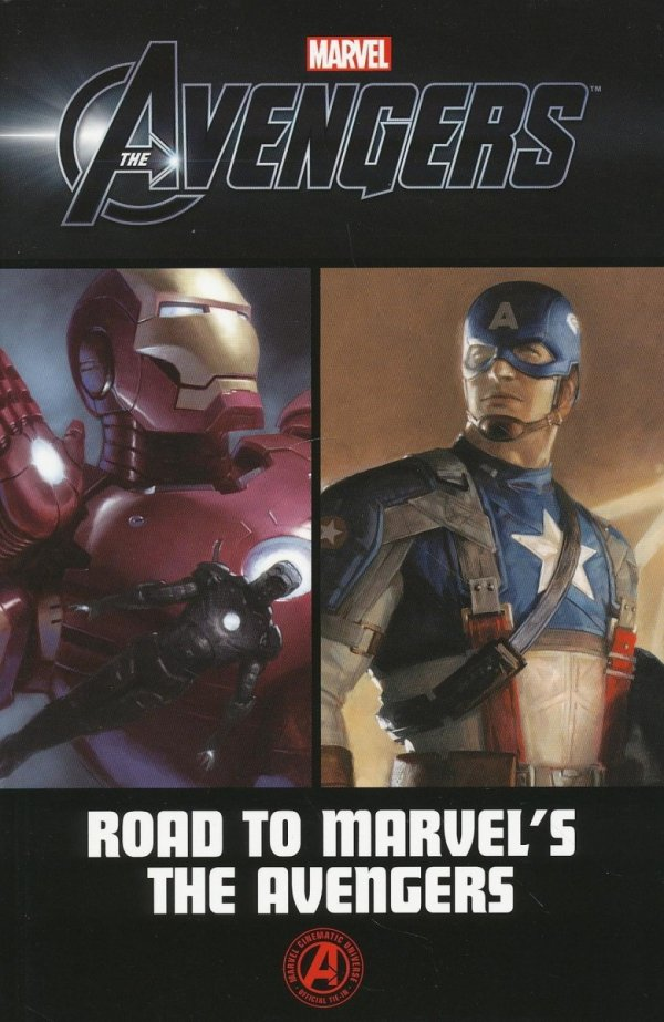 AVENGERS ROAD TO MARVELS THE AVENGERS SC