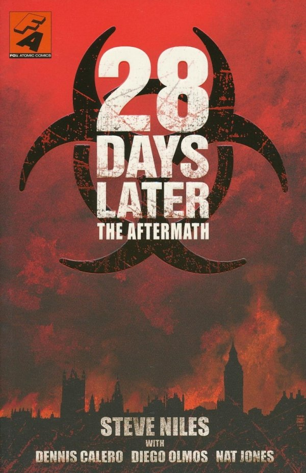 28 DAYS LATER THE AFTERMATH SC
