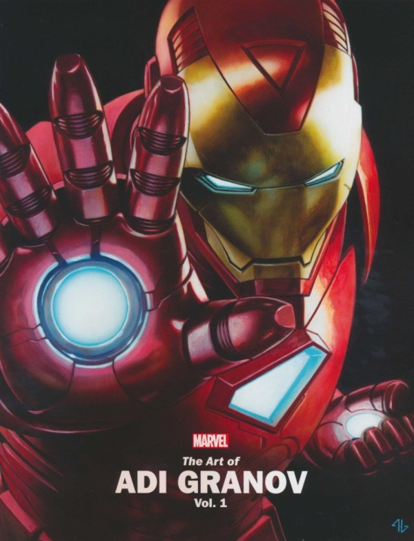 MARVEL MONOGRAPH THE ART OF ADI GRANOV VOL 01 SC