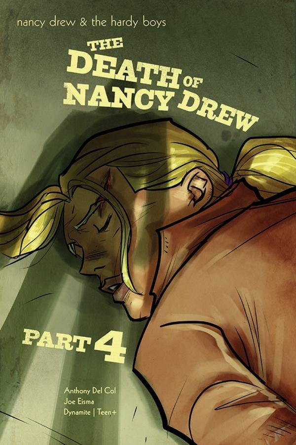 NANCY DREW & HARDY BOYS DEATH OF NANCY DREW #4 CVR A EISMA *