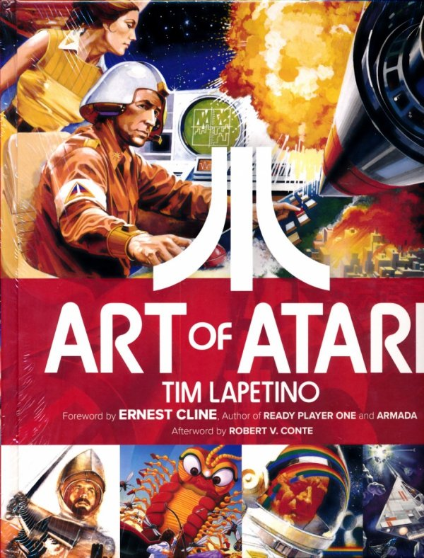 ART OF ATARI HC SGN ED