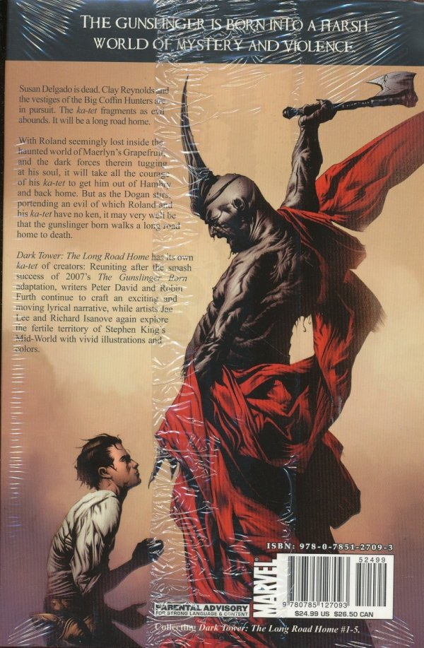 STEPHEN KINGS THE DARK TOWER THE LONG ROAD HOME HC (STANDARD COVER)