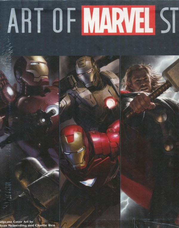 ART OF MARVEL STUDIOS HC (BOX)