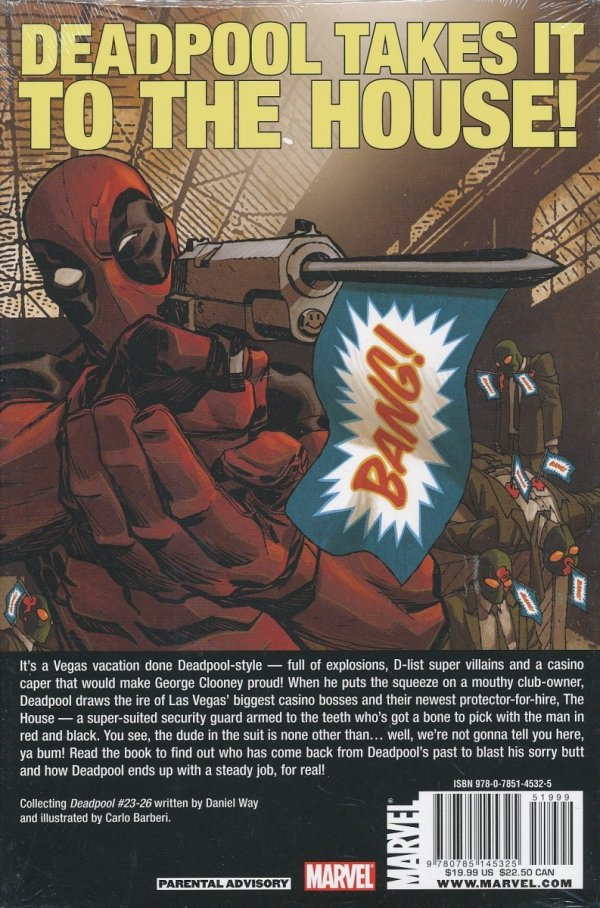 DEADPOOL PREM HC VOL 05 WHAT HAPPENED IN VEGAS