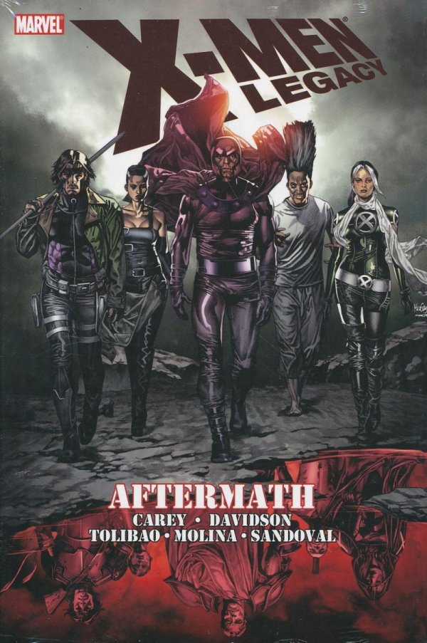 X-MEN LEGACY AFTERMATH HC