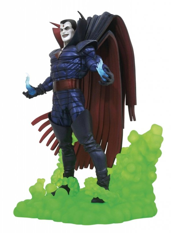 MARVEL GALLERY MR SINISTER COMIC PVC STATUE