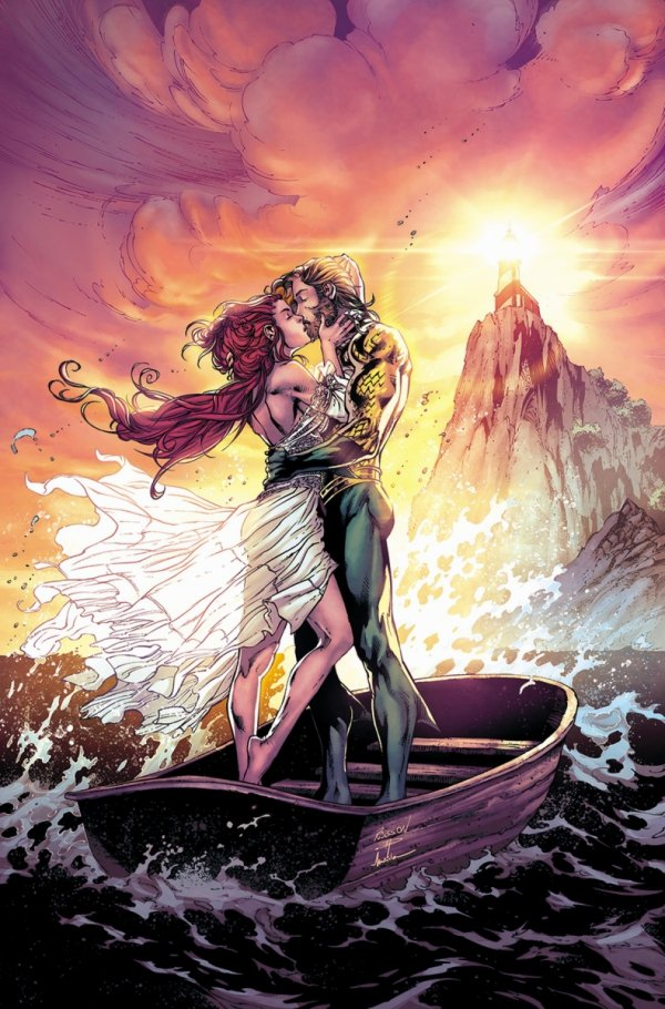 AQUAMAN VOL 04 ECHOES OF A LIFE LIVED WELL SC *