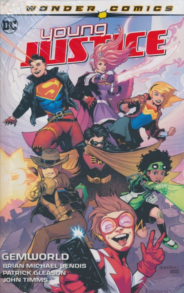 YOUNG JUSTICE GEMWORLD HC