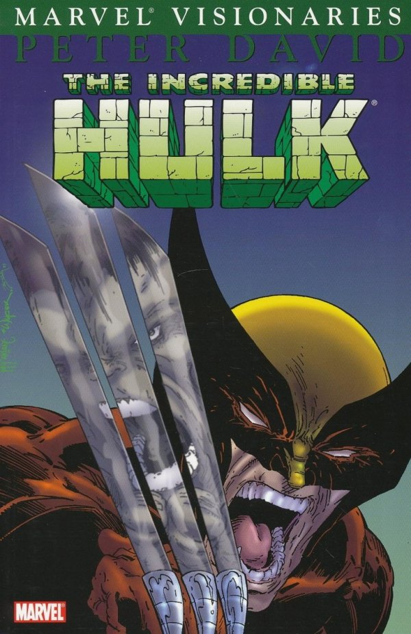 HULK VISIONARIES PETER DAVID VOL 02 SC *