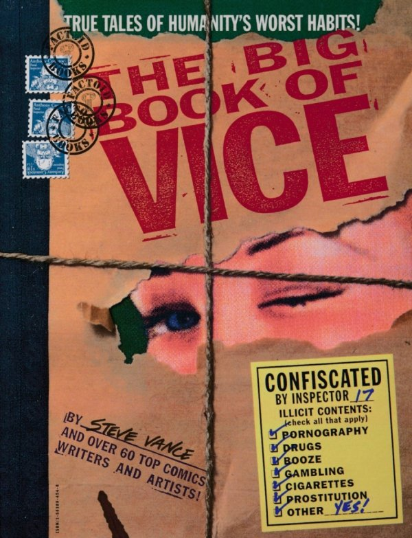 BIG BOOK OF VICE SC