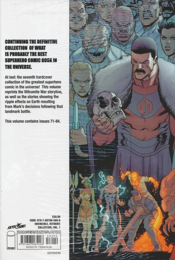 INVINCIBLE ULTIMATE COLLECTION VOL 07 HC